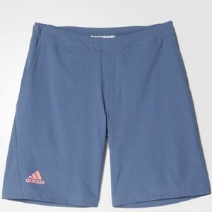NWT Adidas Tennis Barricade Shorts